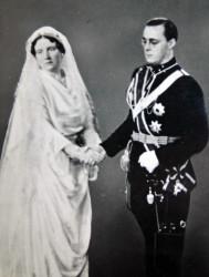 Huwelijk Juliana en Bernard