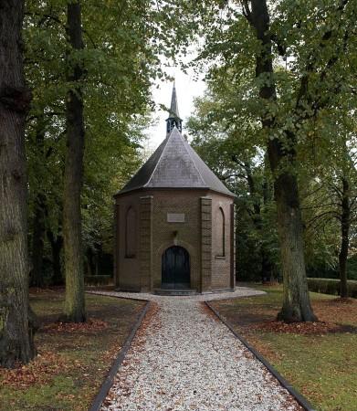 Trouwlocatie Van Gogh Kerkje Nuenen