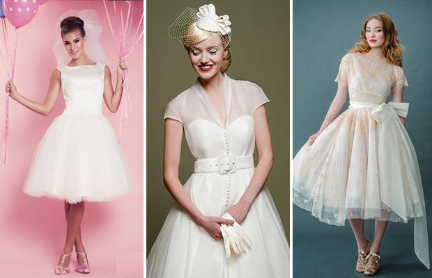 Vintage Wedding Dresses 50s 60s: Fifties Kleding Als Dresscode Op Jouw Trouwdag