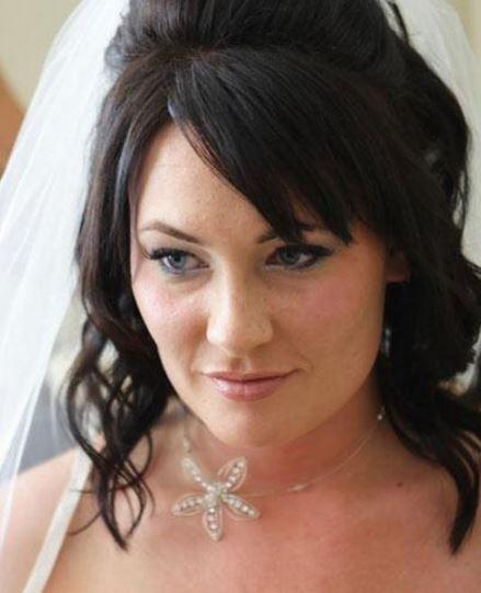 Bruidskapsel Bouffant