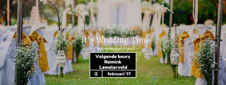 Bruidsbeurs It's Wedding Time