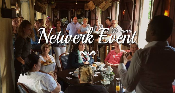 Netwerk Event ondernemers trouwbranche