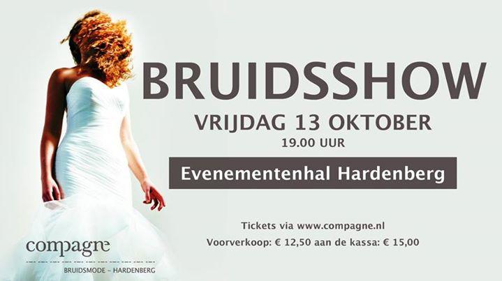 Bruidsshow Compagne Bruidsmode