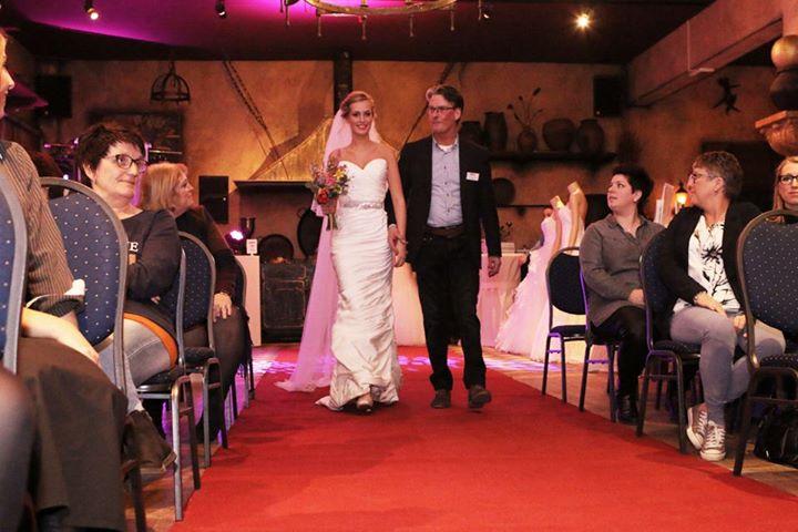 Trouwbeurs Oirschot met real life wedding & gratis workshop