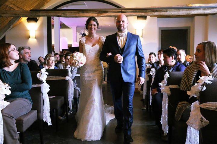 Trouwbeurs Kasterlee met real life wedding & gratis workshop